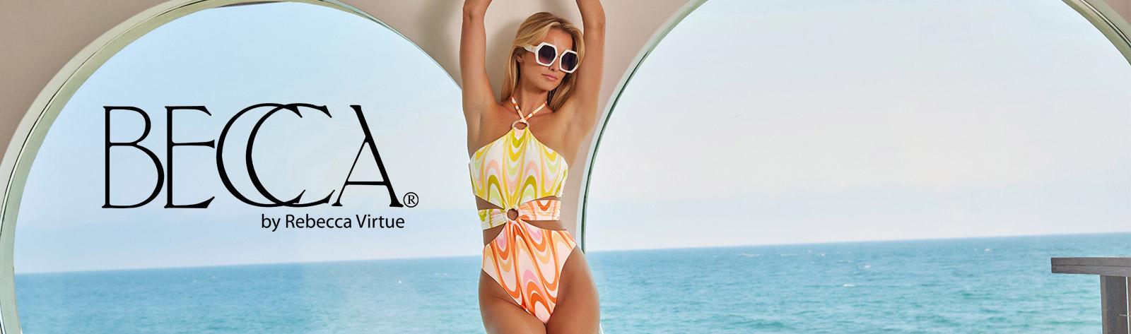 1d9f8483e0ee8 Shop for Becca Swimwear for Women - Swimwear by Becca - HerRoom