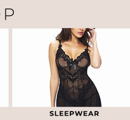 Shop Sexy Sleepwear
