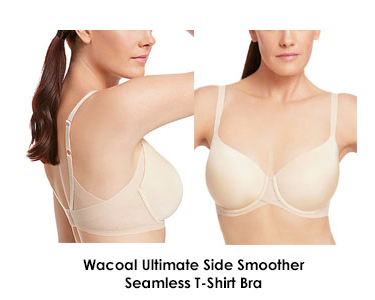 Wacoal Ultimate Side Smoother Seamless T-Shirt Bra 853281
