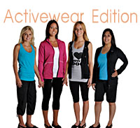 What's She Underwearing - Activewear 2010 Edition