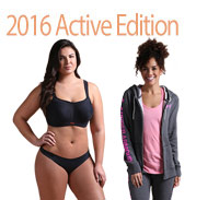 What's She Underwearing - Activewear 2016 Edition