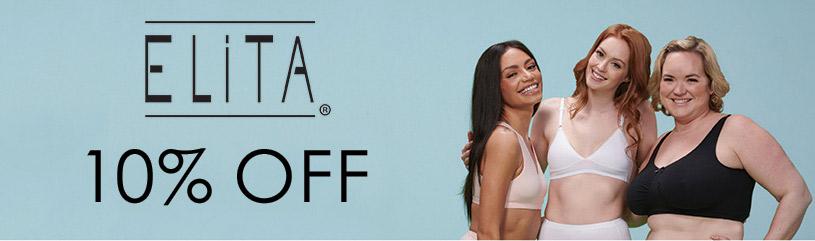 d21be21d7d8 Shop for Elita Bras for Women - Bras by Elita - HerRoom