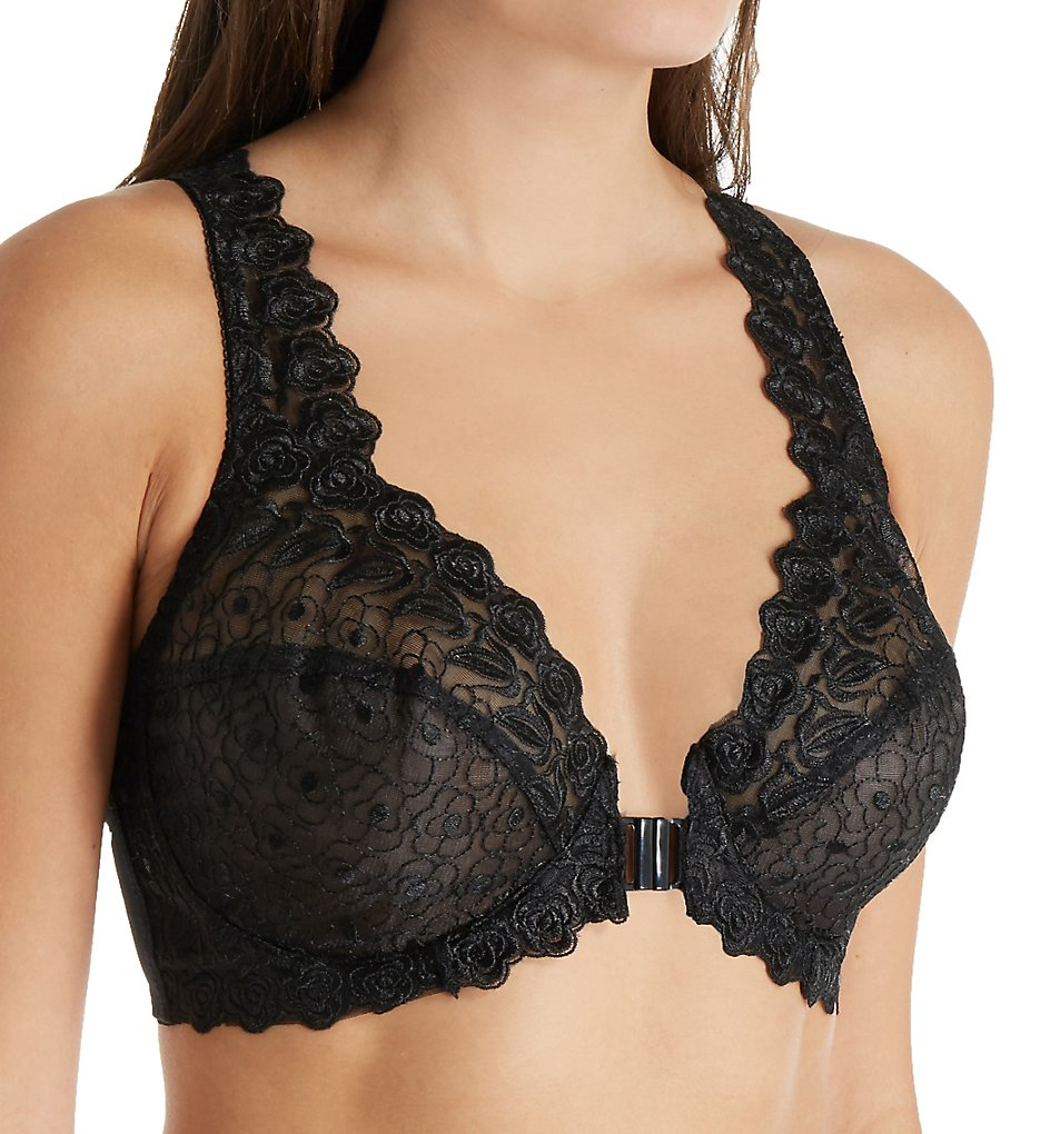0b852e8341d17 This bra style has a low center panel to allow for plunging necklines.
