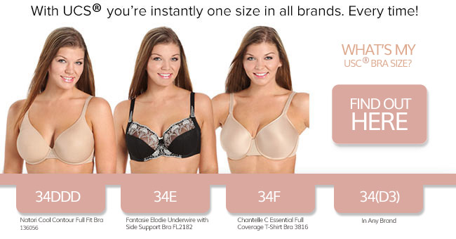 e6535c41d Plus Size Bra Fitting - Proper Measuring Techniques for Plus-Size Women
