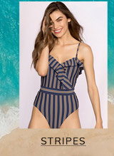 555962a2fe9 Shop Athletic Swimwear Shop Striped Swimwear ...