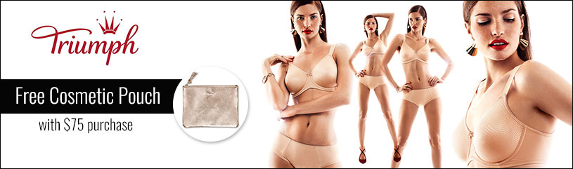 Triumph - gift-cosmetic-pouch