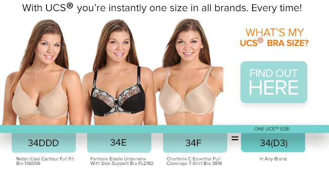 Size Guide  Bras n Things
