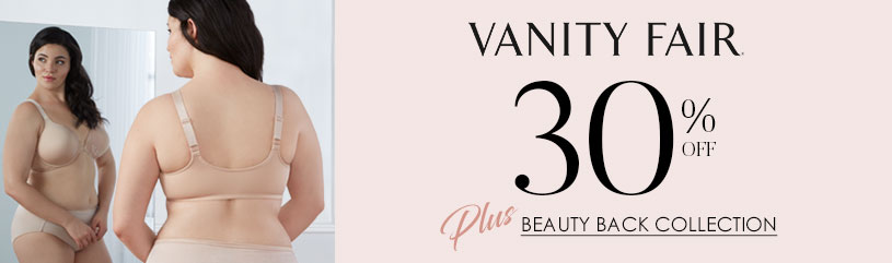 5df177b64ce Vanity Fair Lingerie for Woman - Lingerie by Vanity Fair - HerRoom